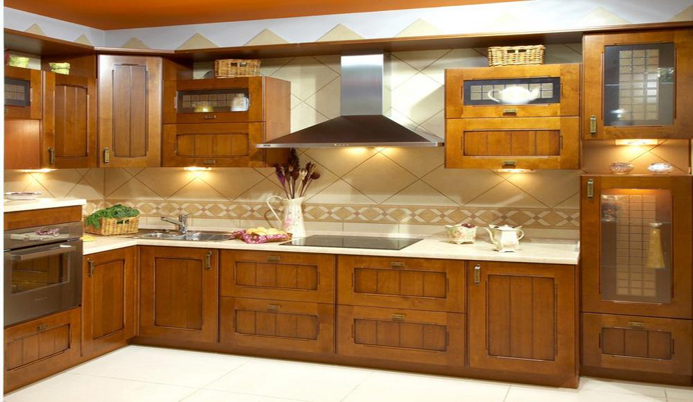 厨房图片来自深圳市浩天装饰在富佳苑的分享
