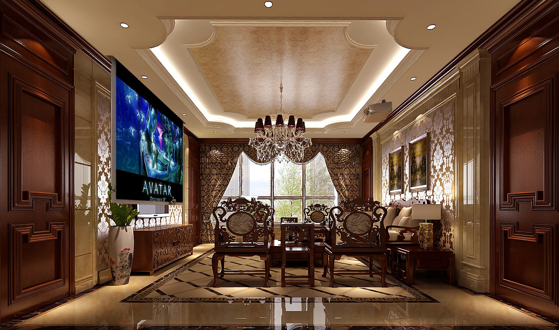 简约 混搭 别墅 白领 80后 白富美 时尚 高度国际 西山壹号院 客厅图片来自北京高度国际装饰设计在10万打造西山壹号院完美婚房的分享