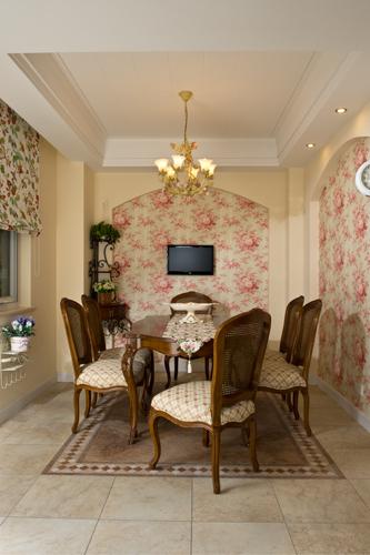 别墅公司 别墅设计 别墅装修 餐厅图片来自天津别墅装修在团泊胡光耀城的分享