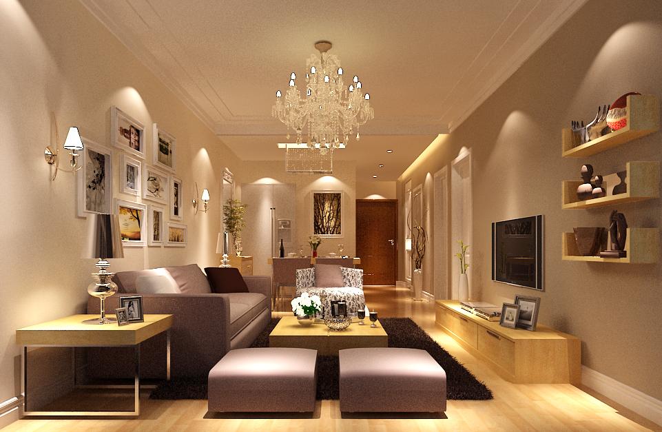 简约 现代 时尚 二居 白领 80后 白富美 世华泊郡 高度国际 客厅图片来自北京高度国际装饰设计在世华泊郡85平时尚两居的分享