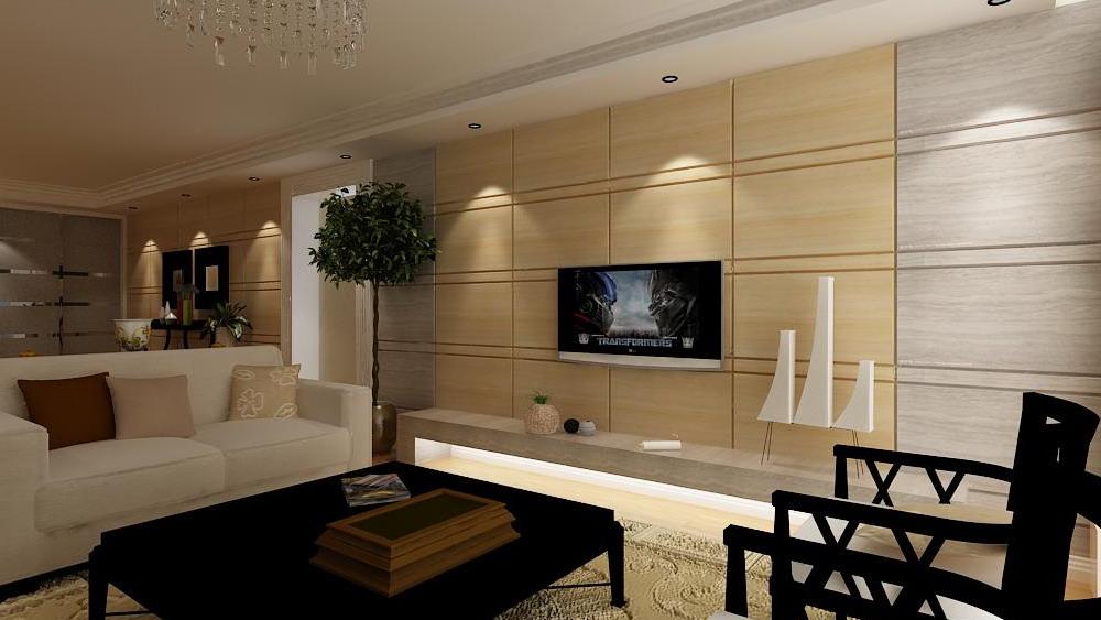 现代简约 三居室 国风尚观 高度国际 装修设计 客厅图片来自高度国际装饰宋增会在国风尚观 三居室 现代简约的分享