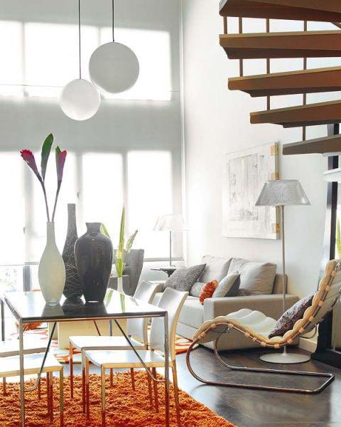 客厅图片来自石俊全在极简品位生活的分享