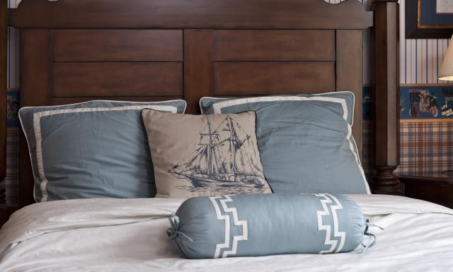 卧室图片来自天津别墅装修在都会轩的分享