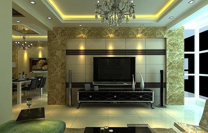 正商新蓝钻 现代简约 美巢装饰 客厅图片来自美巢装饰在正商新蓝钻110平三室现代简约的分享