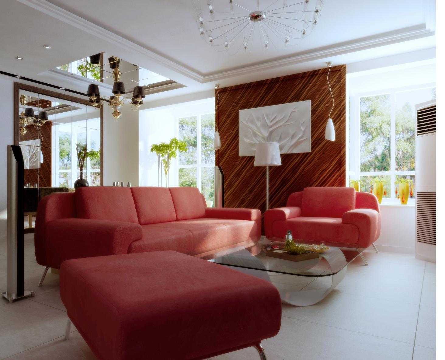 简约 客厅图片来自今朝装饰老房专线在2居室,现代时尚风的分享