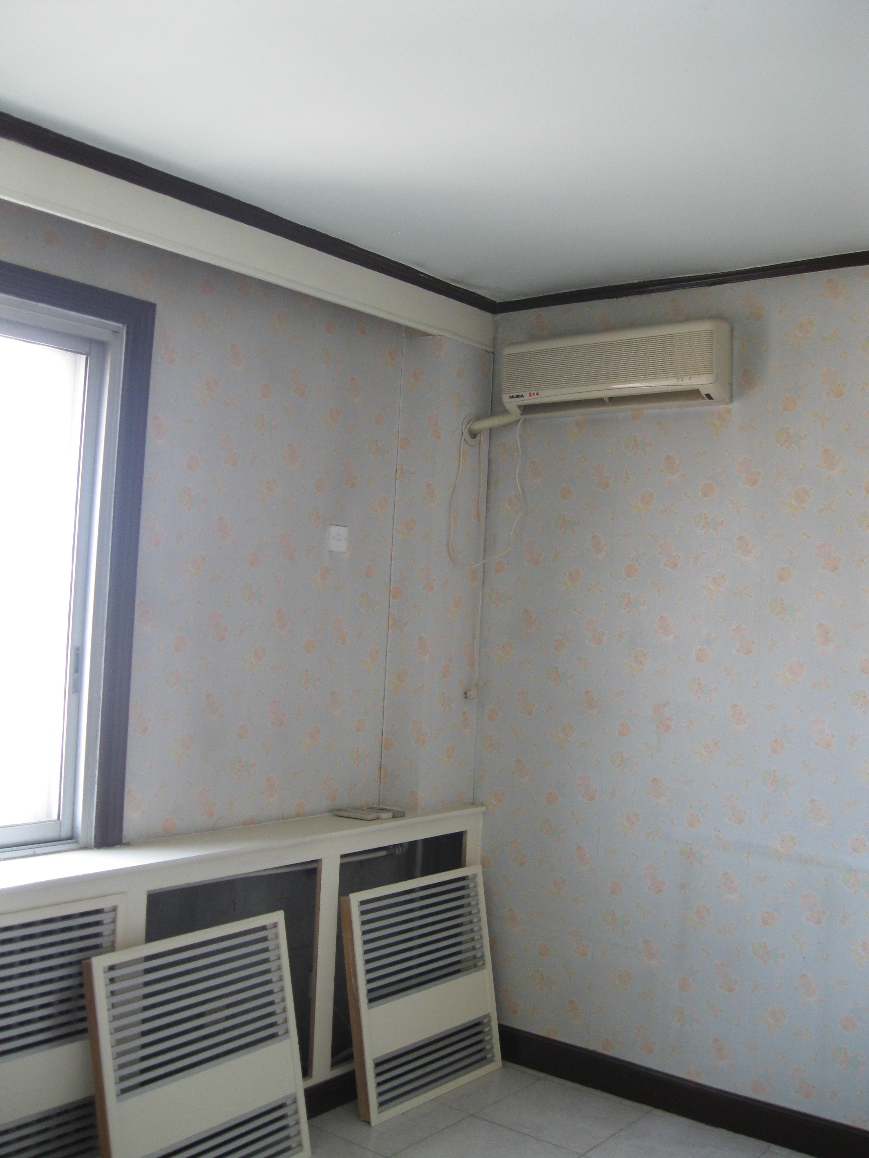 混搭 卧室图片来自今朝装饰老房专线在145平,混搭风,昌平区王府花园的分享