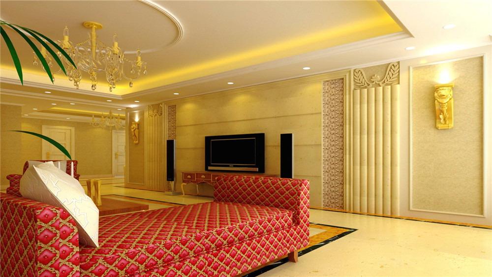 欧式 别墅 汤泉逸墅 高度国际 装修设计 客厅图片来自高度国际装饰宋增会在汤泉逸墅 别墅 欧式的分享