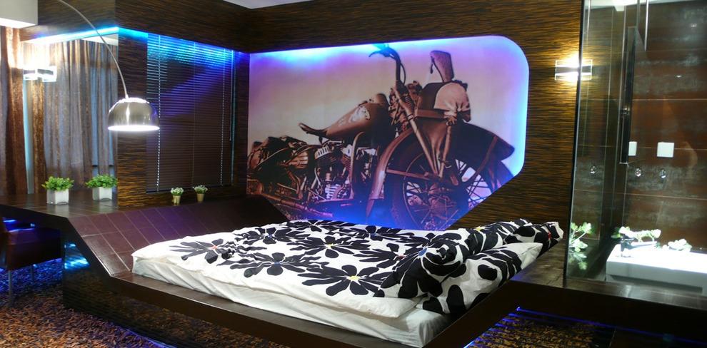 卧室图片来自石俊全在极简领导的时尚潮流的分享