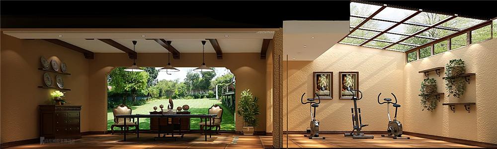 其他图片来自高度国际别墅装饰设计在万万树托斯卡纳风格装修效果图的分享