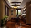 托斯卡纳风格别墅装修设计效果图