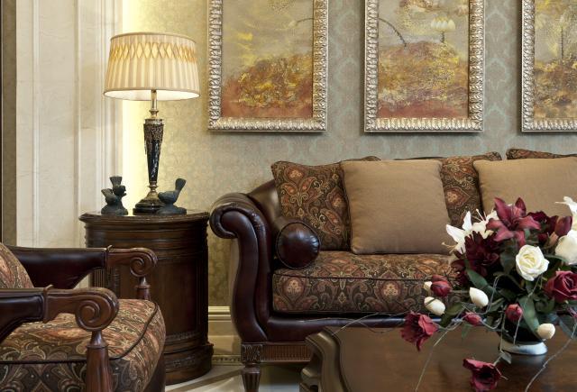 别墅装修 别墅设计 别墅公司 客厅图片来自天津别墅装修在都会轩的分享