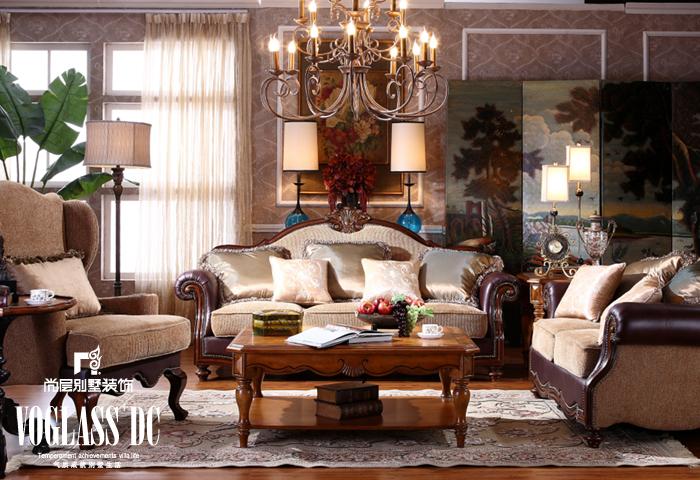 别墅装修 别墅设计 别墅公司 客厅图片来自天津别墅装修在新汇华庭的分享