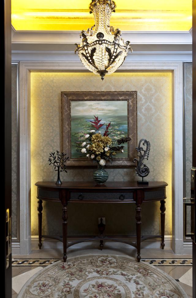 别墅装修 别墅设计 别墅公司 其他图片来自天津别墅装修在都会轩的分享