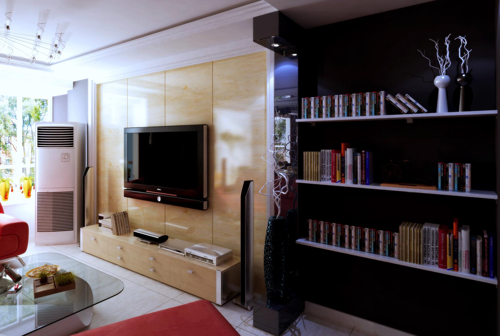 简约 其他图片来自今朝装饰老房专线在2居室,现代时尚风的分享