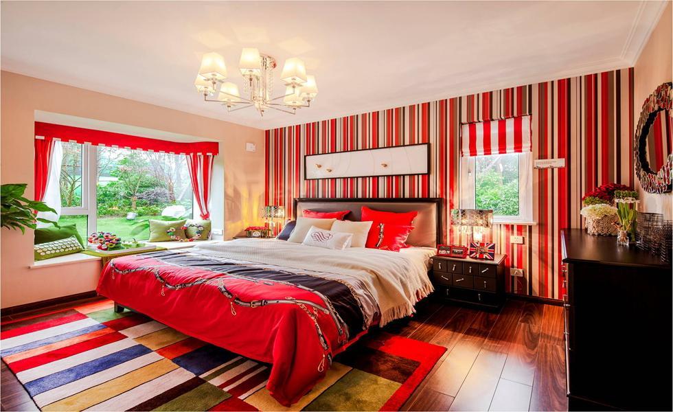 卧室图片来自石俊全在艺术化的时尚风潮的分享