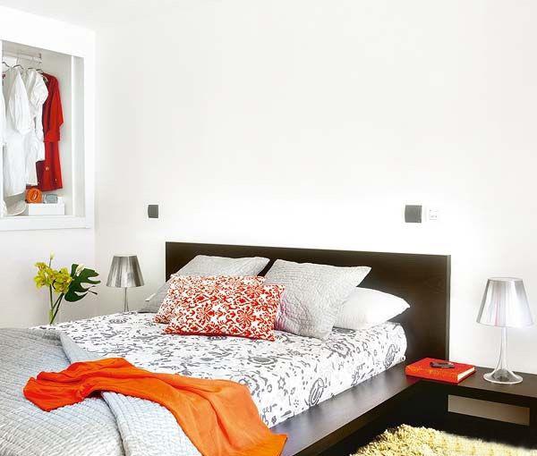 卧室图片来自石俊全在极简品位生活的分享
