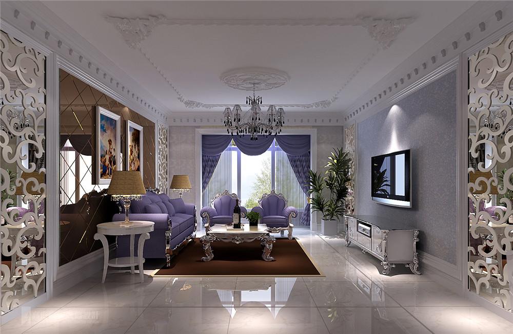 欧式 别墅 装修 设计 卧室图片来自高度国际别墅装饰设计在欧式奢华风格装修设计的分享