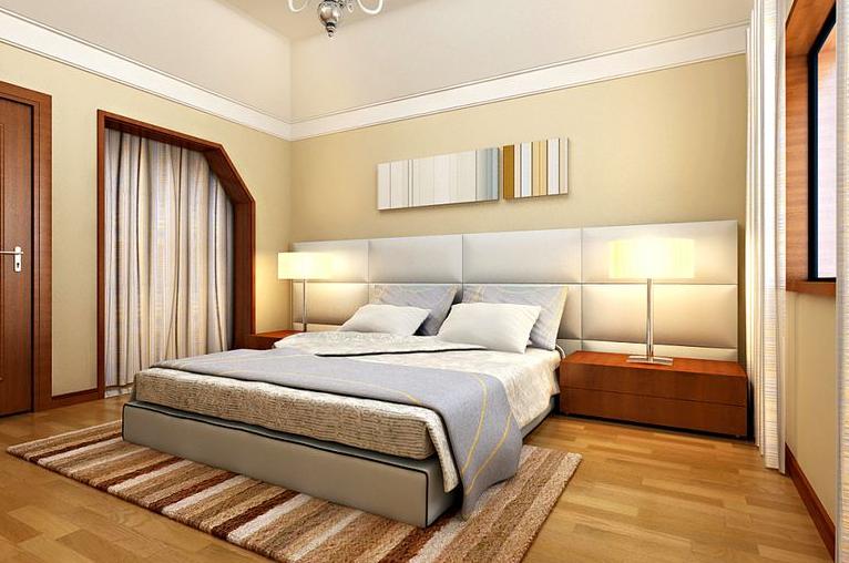 混搭风格 美巢装饰 正商铂钻 卧室图片来自美巢装饰在正商铂钻300平复式混搭装修的分享