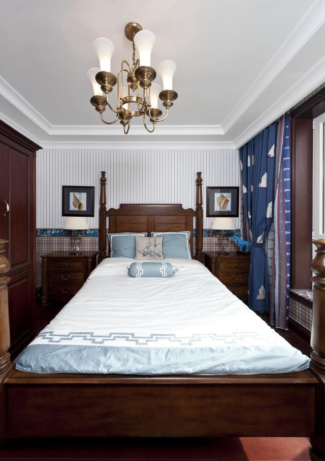 别墅装修 别墅设计 别墅公司 卧室图片来自天津别墅装修在都会轩的分享