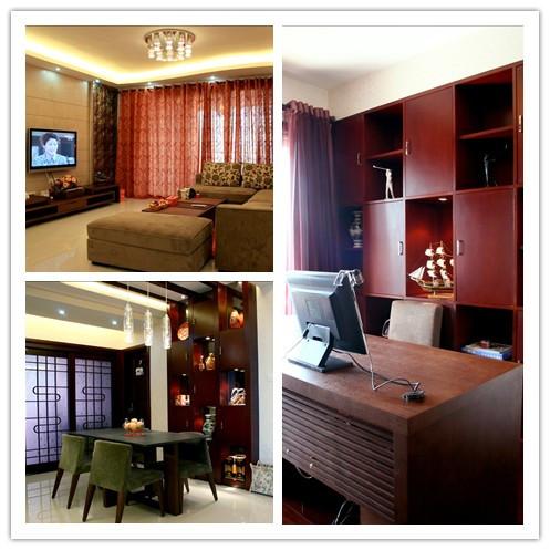 简约 三居 小资 澳华装饰 客厅图片来自用户5193438255在锦江国际106平米简约主义的温馨的分享