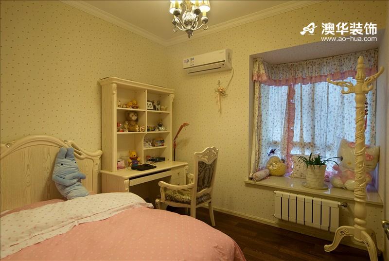 欧式 简约 混搭 三居 澳华装饰 儿童房图片来自用户5193438255在5万打造锦绣江南112平米三口之家的分享