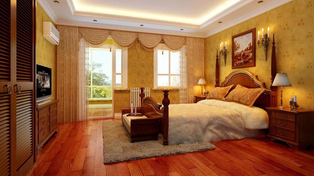 时尚混搭 三居室 长滩壹号 高度国际 装修设计 卧室图片来自高度国际装饰宋增会在长滩壹号 三居室 时尚混搭风格的分享