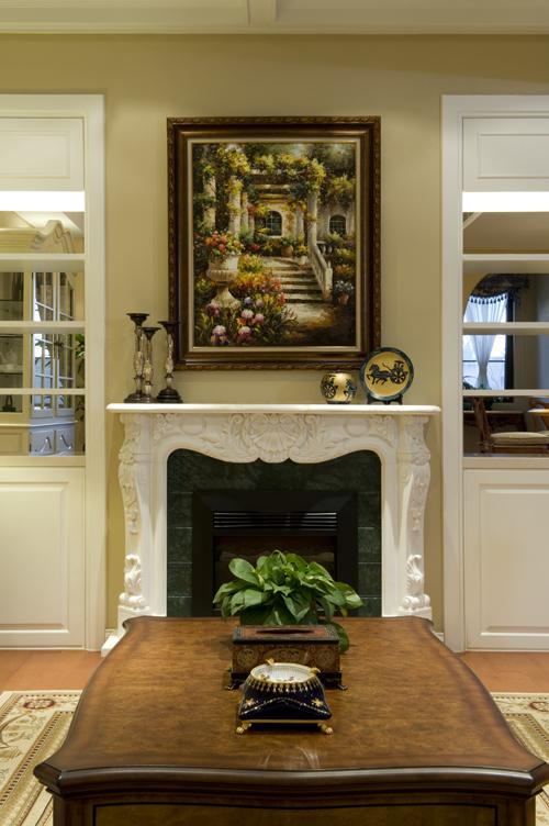 别墅设计 别墅公司 其他图片来自天津别墅装修在复地温莎堡的分享