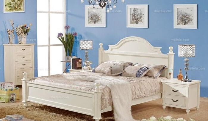 地中海风格 锦艺华都 美巢装饰 卧室图片来自美巢装饰在锦艺华都90平小三房地中海风格的分享