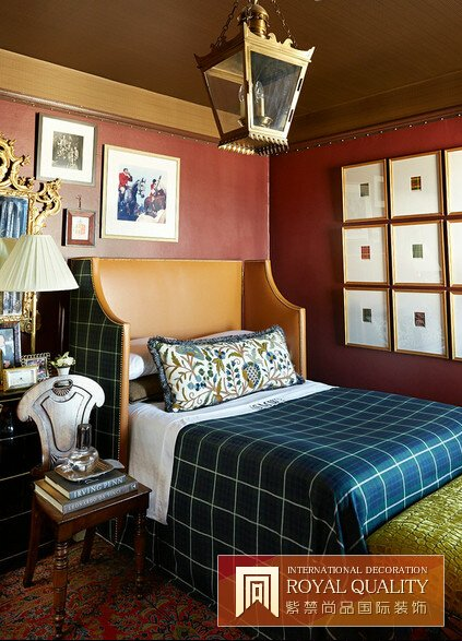 欧式 三居 白领 小资 卧室图片来自北京装修设计o在欧式风范——让你居家而洞悉天下的分享