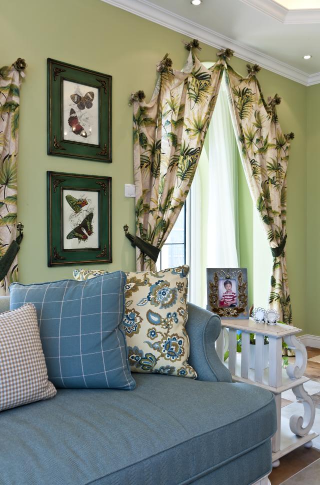 别墅公司 别墅设计 别墅装修 卧室图片来自天津别墅装修在花样年华郡的分享