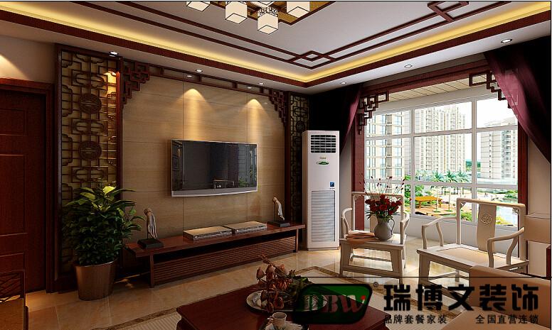 石家庄 瑞博文装饰 香格里 中式 三居 白领 客厅图片来自石家庄瑞博文装饰---伊然在石家庄瑞博文,香格里三室中国风的分享