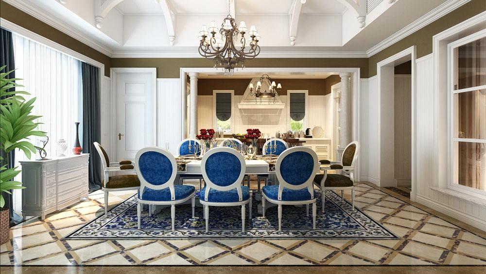 时尚混搭 三居室 富力城 高度国际 装修设计 餐厅图片来自高度国际装饰宋增会在富力城 三居室 时尚混搭风格的分享