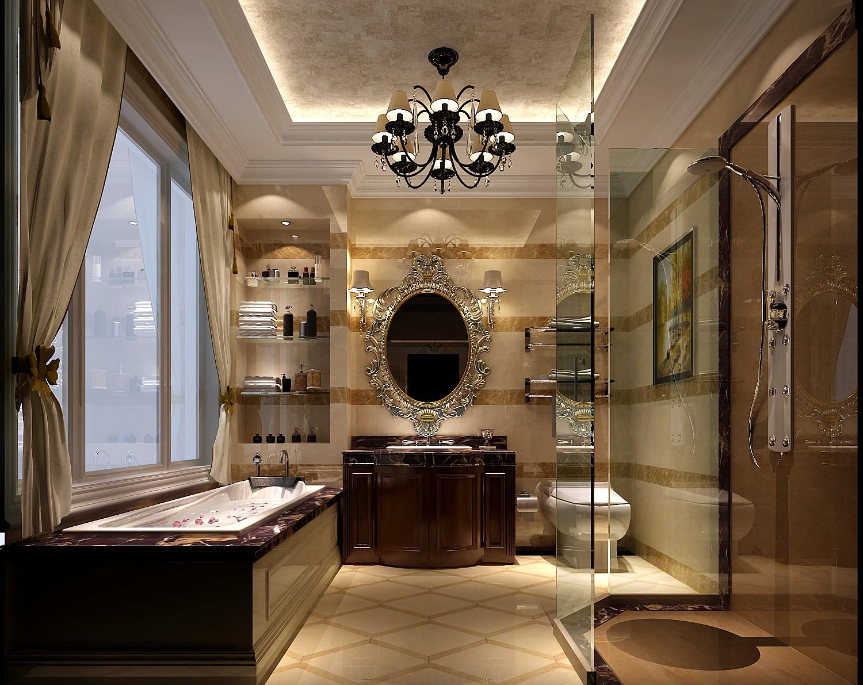 简约 混搭 别墅 白领 80后 白富美 时尚 高度国际 西山壹号院 卫生间图片来自北京高度国际装饰设计在10万打造西山壹号院完美婚房的分享