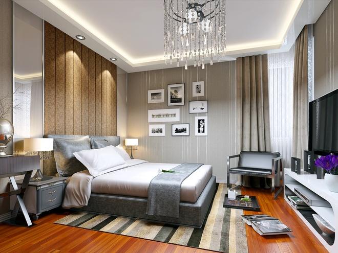 简约 卧室图片来自山西都市时空装饰在金盛园的分享