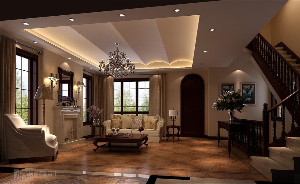 别墅 设计 装修 托斯卡纳 健康 客厅图片来自高度国际别墅装饰设计在托斯卡纳风格别墅装修设计效果图的分享
