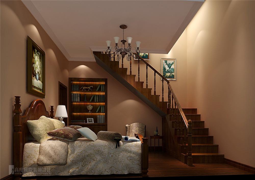 卧室 卧室图片来自高度国际别墅装饰设计在万万树托斯卡纳风格装修效果图的分享