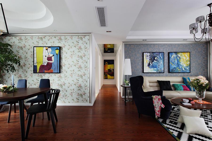 客厅图片来自石俊全在浪漫的田园风格的分享