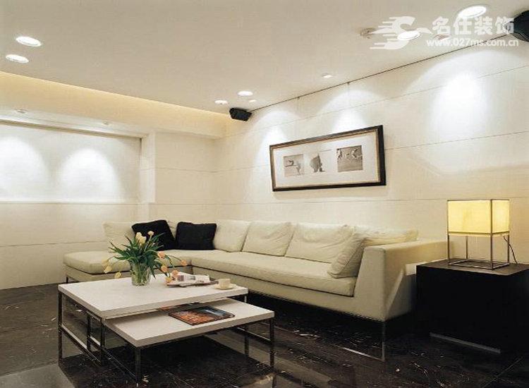 简约 二居 白领 收纳 旧房改造 80后 小资 客厅图片来自名仕装饰-小飞在平安光谷春天强有力的质感的分享