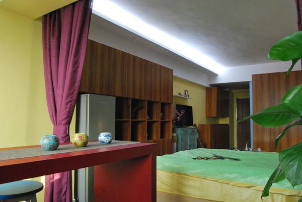 卧室图片来自石俊全在安静、踏实、纯朴的家的感觉的分享
