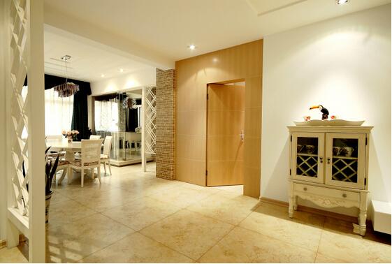 客厅图片来自佰辰生活装饰在10打造120平清新田园三居的分享
