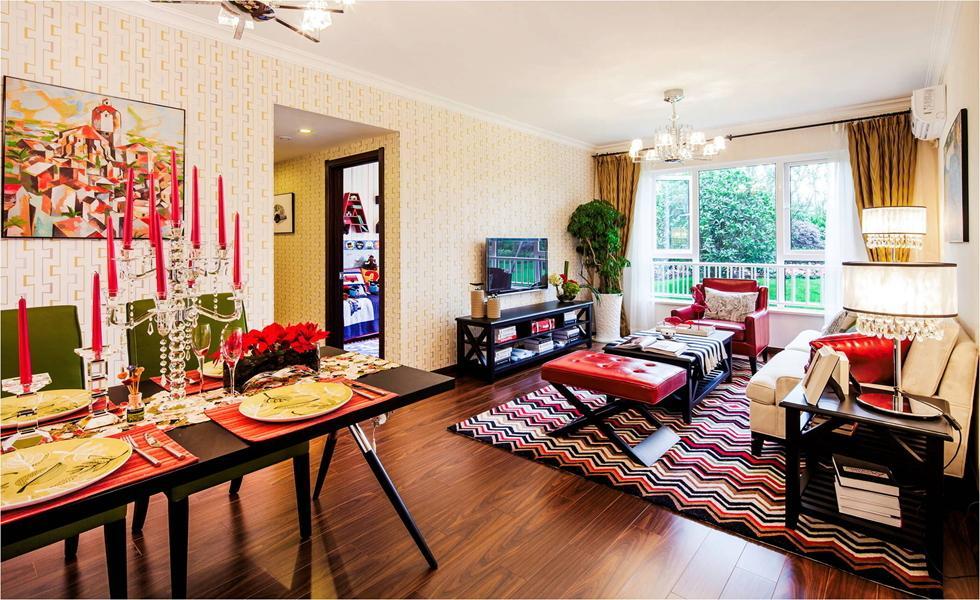 客厅图片来自石俊全在艺术化的时尚风潮的分享