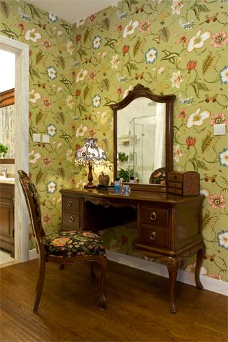 别墅公司 别墅设计 别墅装修 卧室图片来自天津别墅装修在团泊胡光耀城的分享