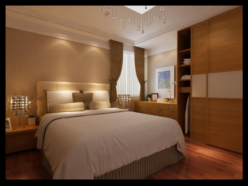 二居 旧房改造 收纳 卧室图片来自今朝装饰老房专线在72平,现代风,望京老房的分享