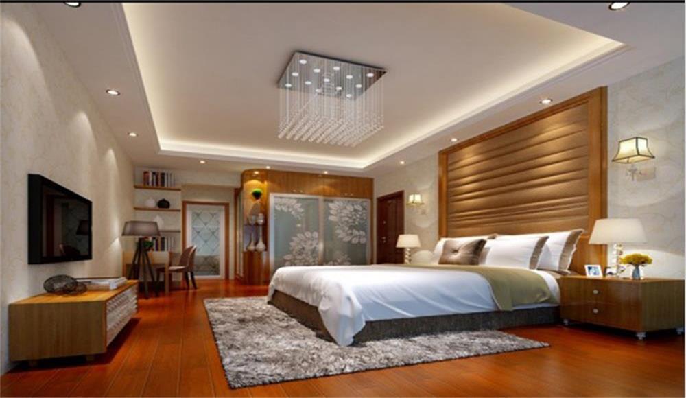 卧室图片来自深圳市浩天装饰在民乐花园的分享