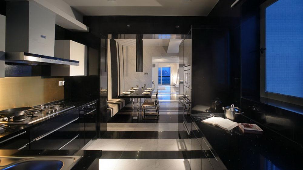 现代简约 四居室 绿地 高度国际 装修设计 其他图片来自高度国际装饰宋增会在绿地 四居室 现代简约的分享