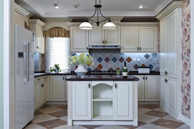 别墅装修 别墅设计 别墅公司 厨房图片来自天津别墅装修在花样年华郡的分享