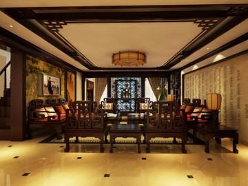 北京洋房中式,四居室