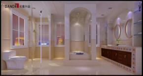 混搭风格 别墅 半岛一号 豪宅设计 高富帅 别墅装修 馥郁芬芳 客厅 卫生间图片来自名雕丹迪在半岛一号混搭风格馥郁芬芳别墅的分享