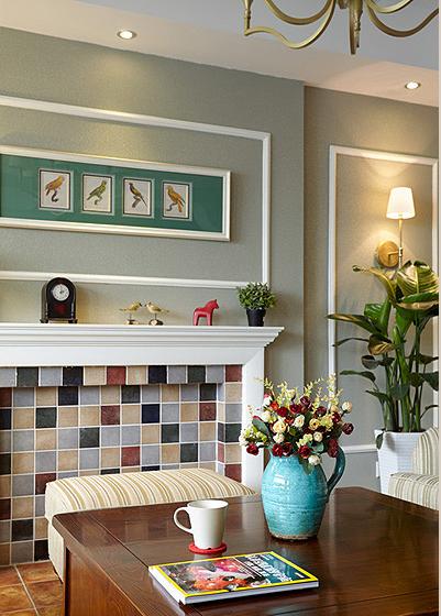 二居 白领 简约 其他图片来自成都盛世家园装饰在95平米简约美式复古装修案例的分享