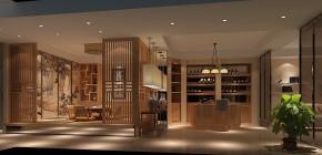 金隅翡丽 高度国际 时尚 三居 别墅 白领 80后 白富美 婚房 厨房图片来自北京高度国际装饰设计在金隅翡丽300平现代叠拼的分享